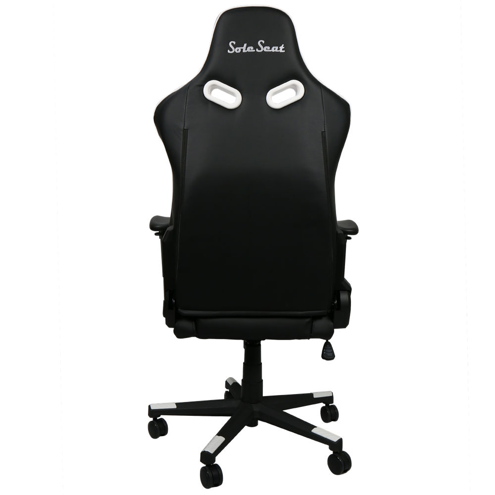dodge viper office chair. ZQRacing Viper Series Gaming Office Chair-Black/White Dodge Chair