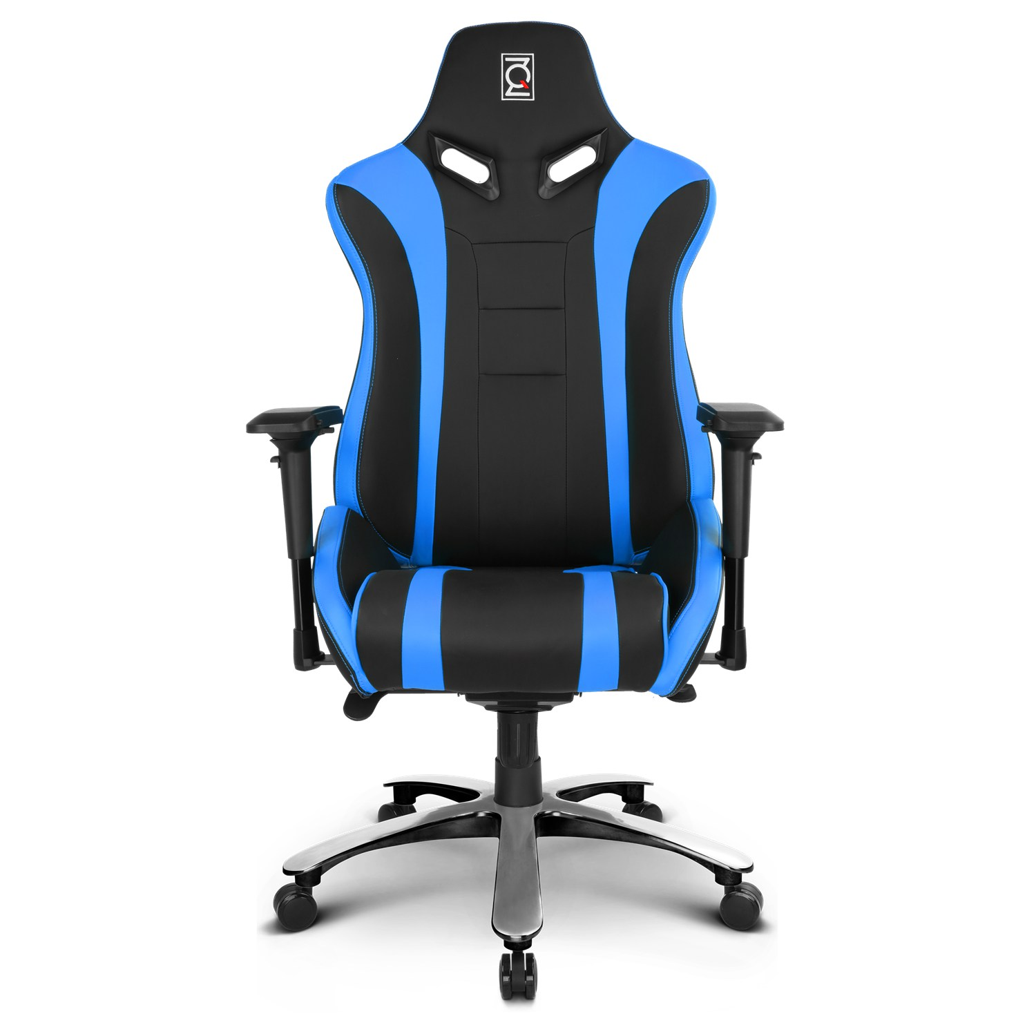 ZQRacing Alien XL Series Gaming fice Chair Blue Black [In Stock