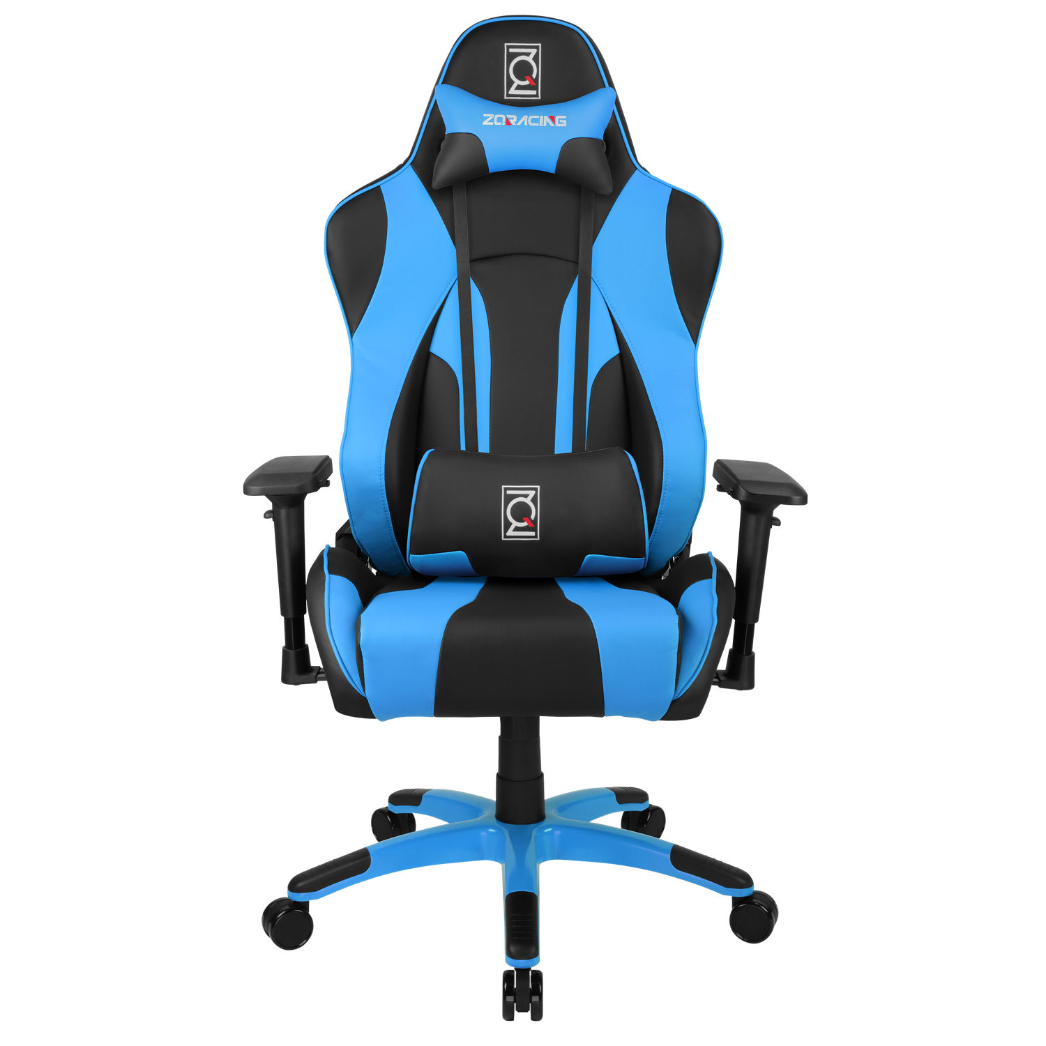 ZQRacing Hyper Sport Series Gaming fice Chair Black Blue ZQRacing