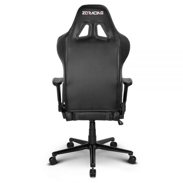 V6_RACER - BLACK - BACK