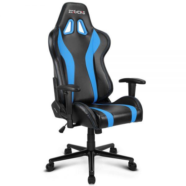 V6_RACER - BLUE - Angled