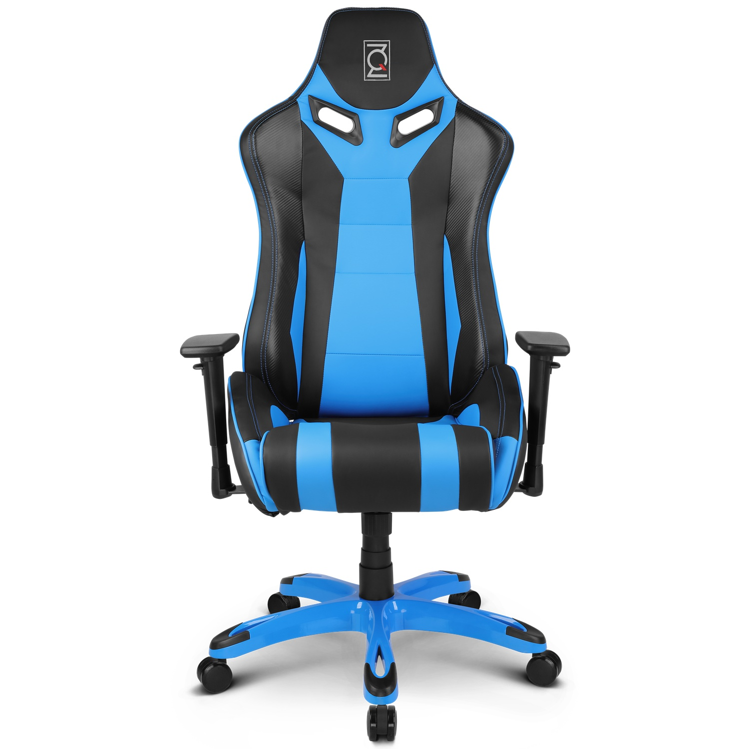 ZQRacing Alien Series Gaming fice Chair Blue Black [In Stock