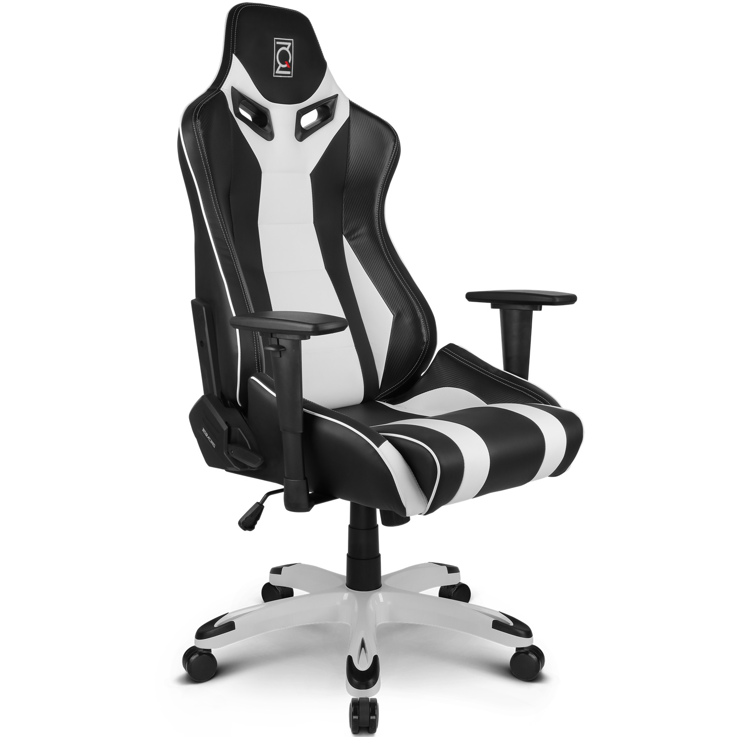 choice height best office backrest gaming collections cushions products leather and support w adjustable chair blue