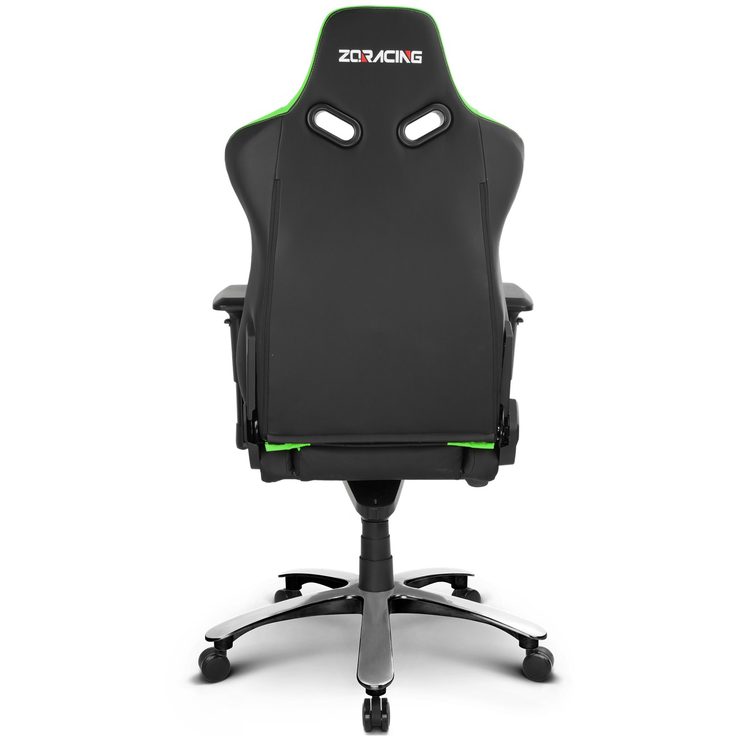 ZQRacing Alien XL Series Gaming fice Chair Green Black [In Stock