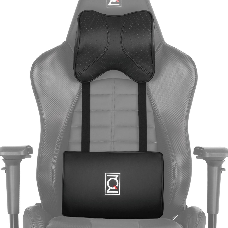 Zqracing Memory Foam Big Neck Pillow, Memory Foam Chair Pads Australia
