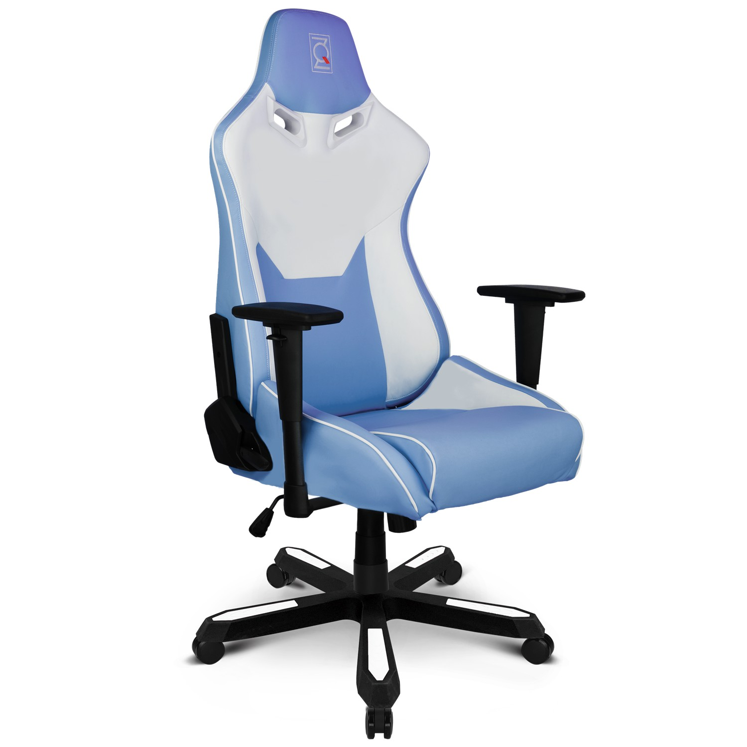 Picture of: Zqracing Viper Series Gaming Office Chair Sky Blue White Pre Order Zqracing